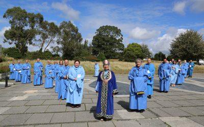 Photos of the Gorsedh Kernow Ceremony 2020