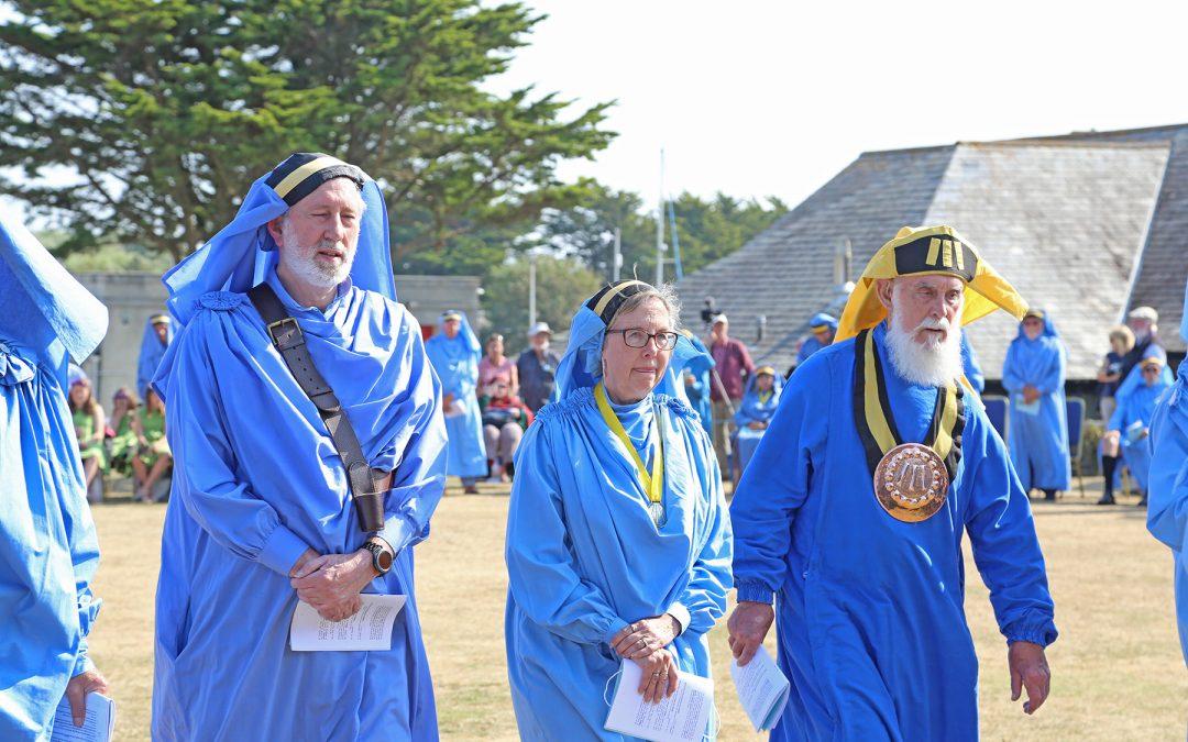 Gorsedh ceremony:  Part Two